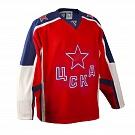 Хоккейный свитер ХК ЦСКА, взрослый